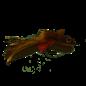 Swimming Baitfish Shad - Sz. 2