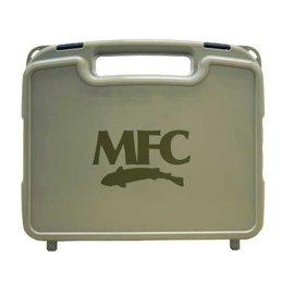 Medium Waterproof Fly Box with Tear Drop Foam