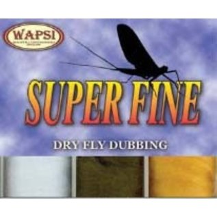 Super Fine Dry Fly Dubbing