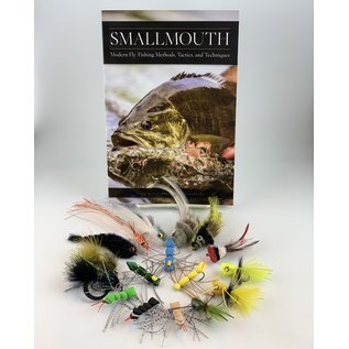 Tim's Essential Smallmouth Selection with Book