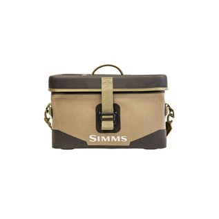 SIMMS DRY CREEK BOAT BAG LARGE - 40L TAN
