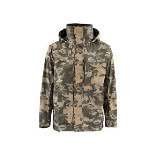 SIMMS CHALLENGER JACKET- HEX CAMO TIMBER