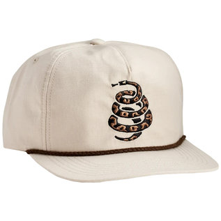 Unstructured Snapback - Cottonmouth : Offwhite