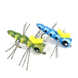 Balsa Wiggley Bug Size 4