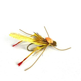 Real Hopper Yellow-Size 10