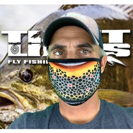 Trout Face Masks