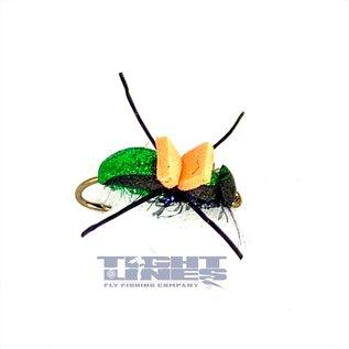Green Driftless Beetle Size 14