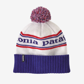 Powder Town Beanie Park Stripe: Viking Blue ALL