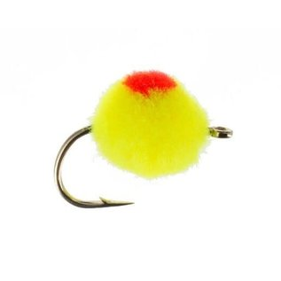 Glo Bug Chartreuse Size 10