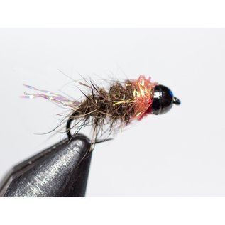 Steelhead Pink Squirrel size 6