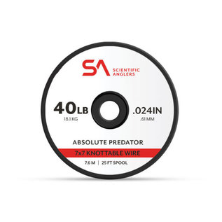 Absolute Predator 7x7 Knottable Wire