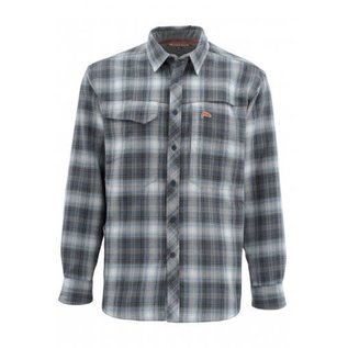 SIMMS Guide Flannel Long Sleeve Shirt