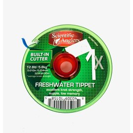 Scientific Anglers Freshwater Tippet 1X 30 Meter