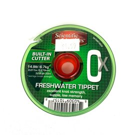 Scientific Anglers Freshwater Tippet 0X 30 Meter