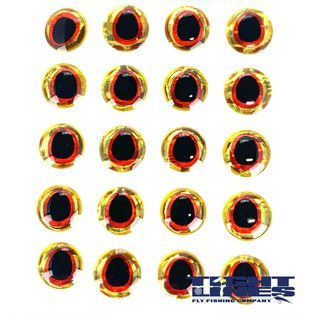 Crocodile Eyes 8mm