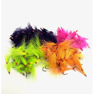 Walleye and White Bass Streamers
