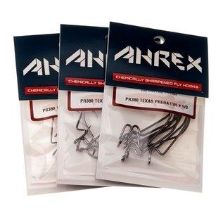 Ahrex PR380 Texas Predator Hook 8 per pack