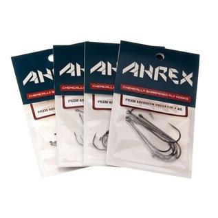 Ahrex PR330 Aberdeen Predator Hook 8 per pack