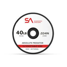 SA Absolute Predator 7x7 Knotable Wire