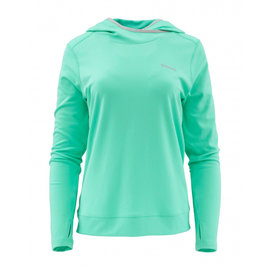 Tight Lines Logo Simms Womens Solarflex Ultracool Hoody