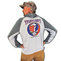 Steal Your Lakes Simms Bugstopper SolarFlex Hoody Steel Blue