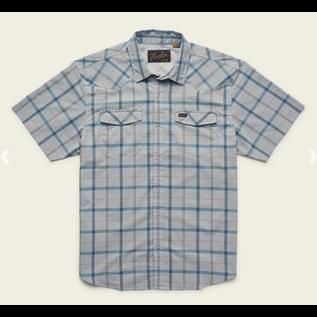 H Bar B Tech Shirt Pidgeon Grey