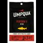 Umpqua Practice Leader PWR TAPER 7.5' 3X