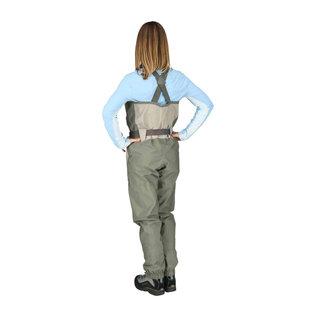 Woman's  FREESTONE STOCKINGFOOT STRIKER GREY M