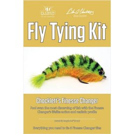 Flymen Fly Tying Kit-Chocklett's Finesse Changer