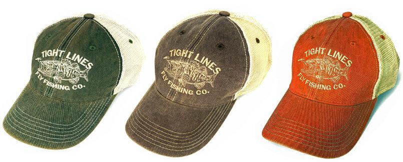 Stockton Tight Lines Hats