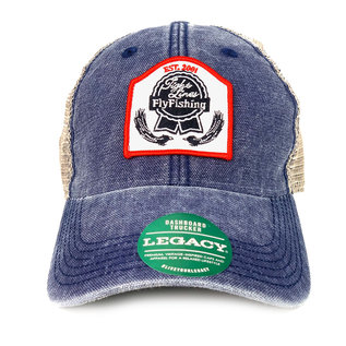 Tight Lines PBR Logo Hat