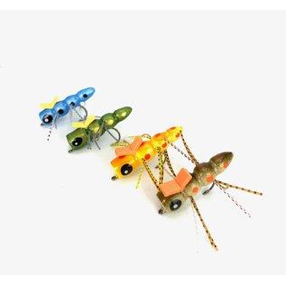 Balsa Wiggley Bug Size 4