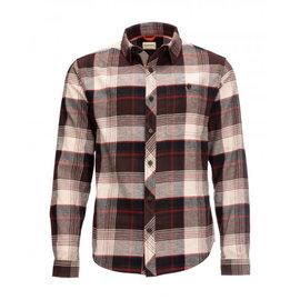 Simms Dockwear Cotten Flannel Shirt