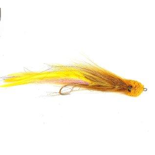 Joe's Golden Musky Leech #3/0