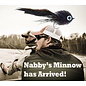 Sipple's Nabby's Minnow - Black Magic #1/0