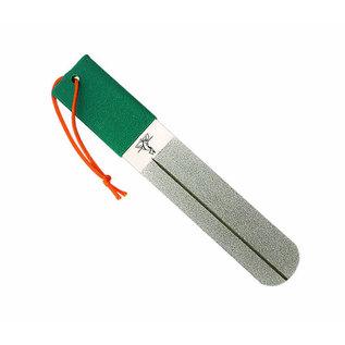 Large Hook File Dual-Diamond surface, Med/Hvy.Grit