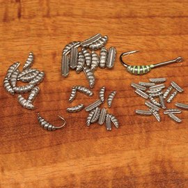 Ribbed Tungsten Scud/Shrimp Bodies