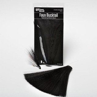 FLY MEN Fish Skull Faux Bucktail