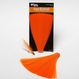 FLY MEN Fish Skull Faux Bucktail