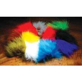 Arctic Fox Body Fur
