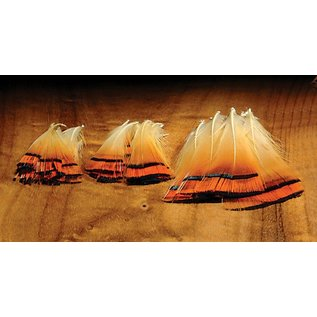 Golden Pheasant Tippets-Medium