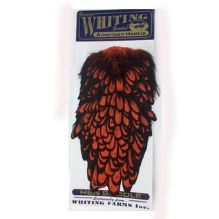 Whiting American Hen Saddle