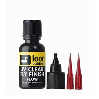 Loon UV Clear Fly Finish- Flow (1/2 oz)
