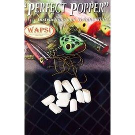 Hard Foam Bream Popper Kit