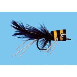 Black Bee Popper - Sz. 6