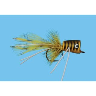 Yellow Bee Popper - Sz. 6