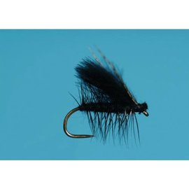 Black Palmered Caddis