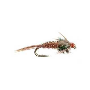 Pheasant Tail Nymph - Natural