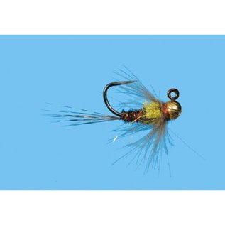 Tungsten Jig Yellow Spot
