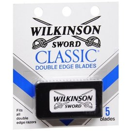 WILKINSON DEER HAIR RAZOR BLADES